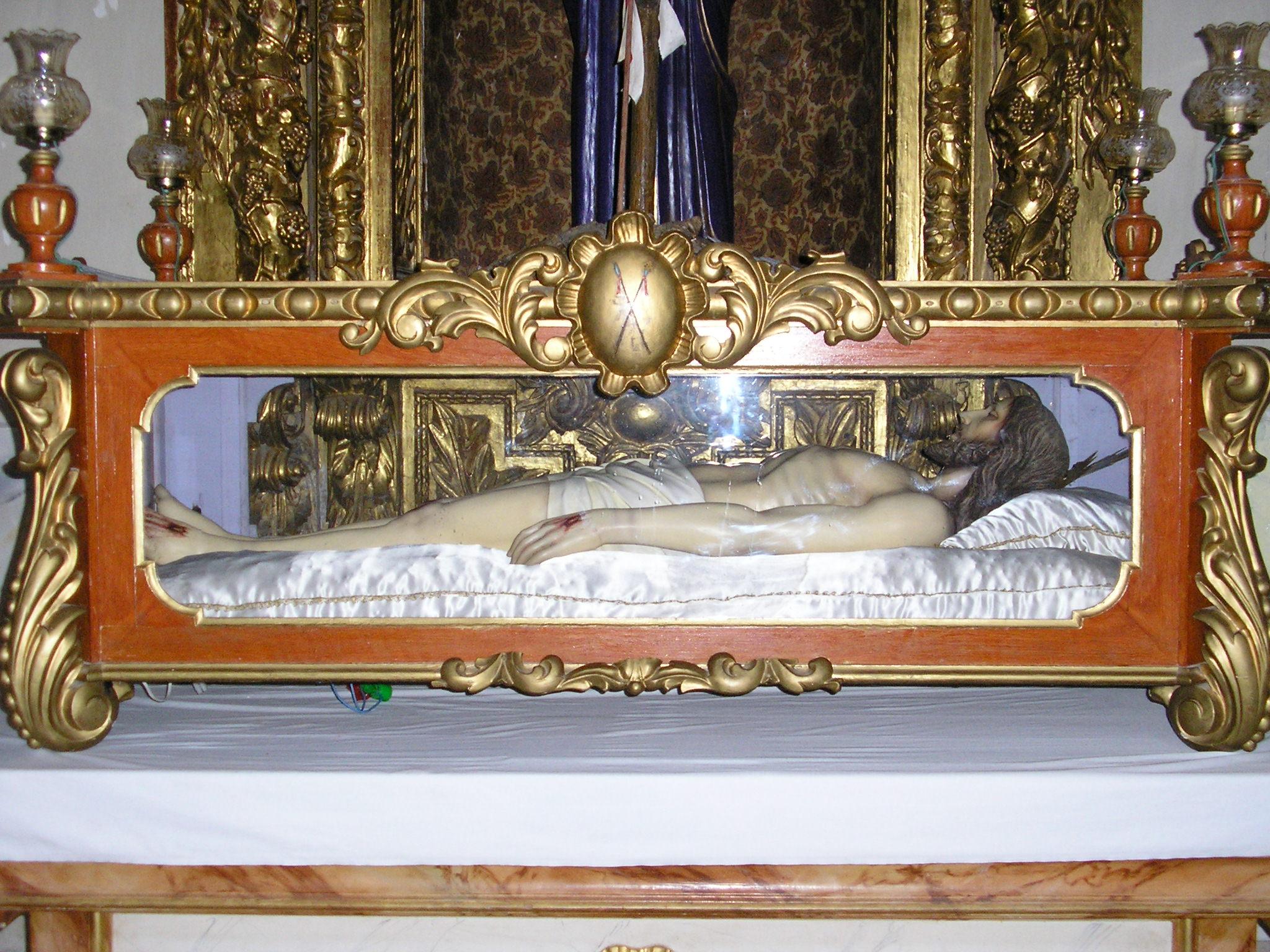 Cristo Santa Cruz