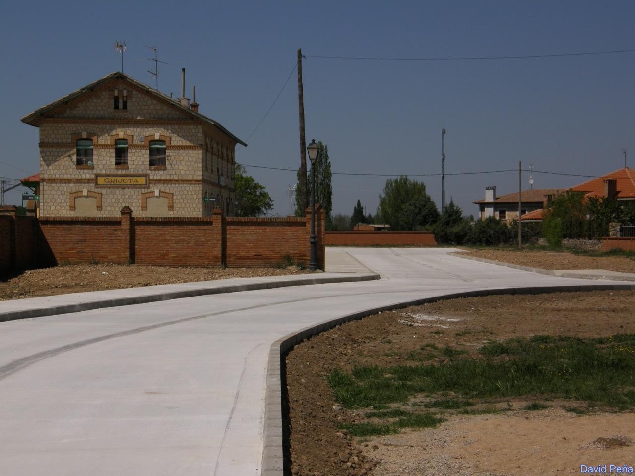 Estación Grijota