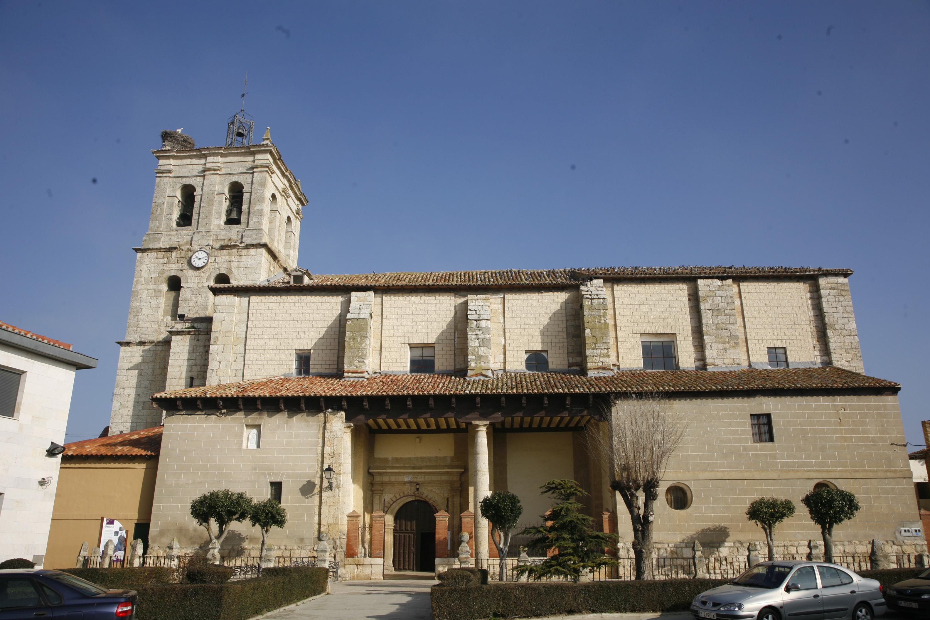 Grijota Iglesia Parroquial