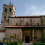 Portada Iglesia Santa Cruz