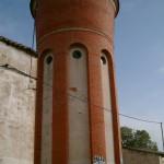 Deposito de Agua Grijota
