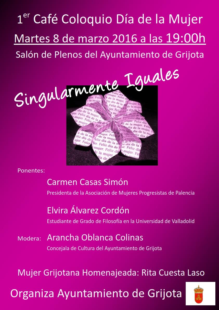 1er Café Coloquio Día de la Mujer