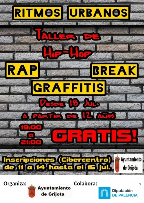 cartel ritmos urbanos_001