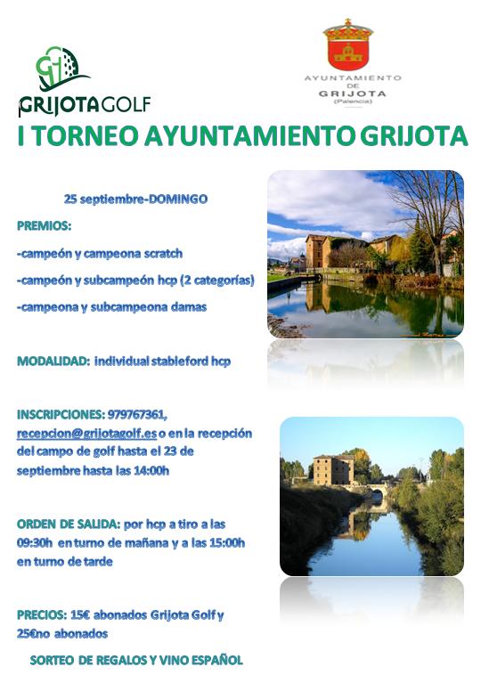I Torneo Ayuntamiento Grijota