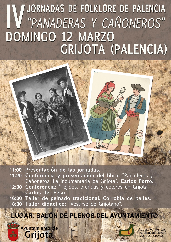 IV Jornadas de Folklore de Palencia