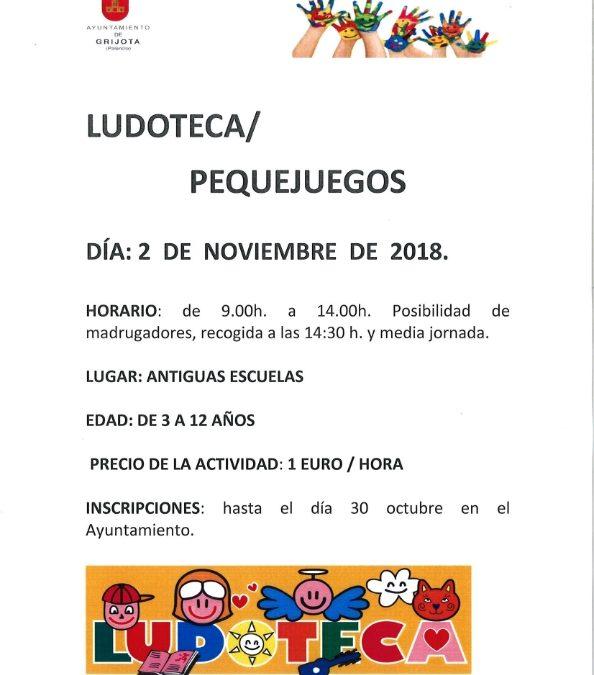 Ludoteca / Pequejuegos