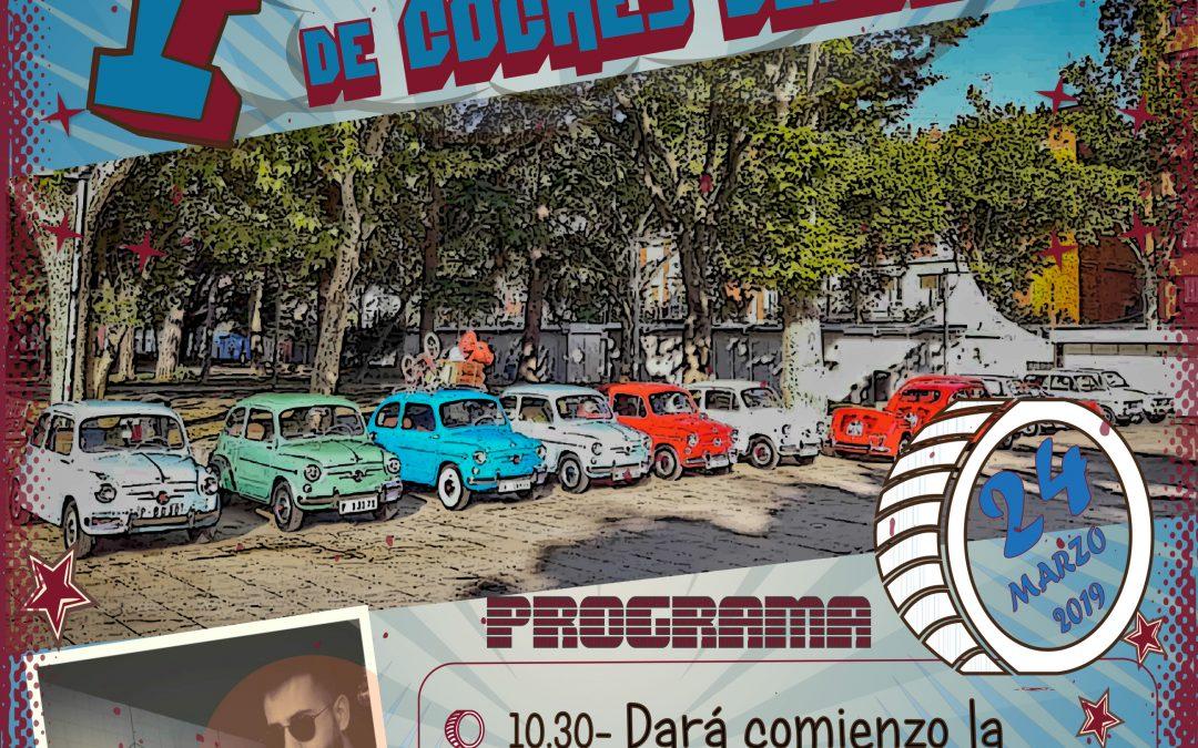 I Concentración de coches clásicos