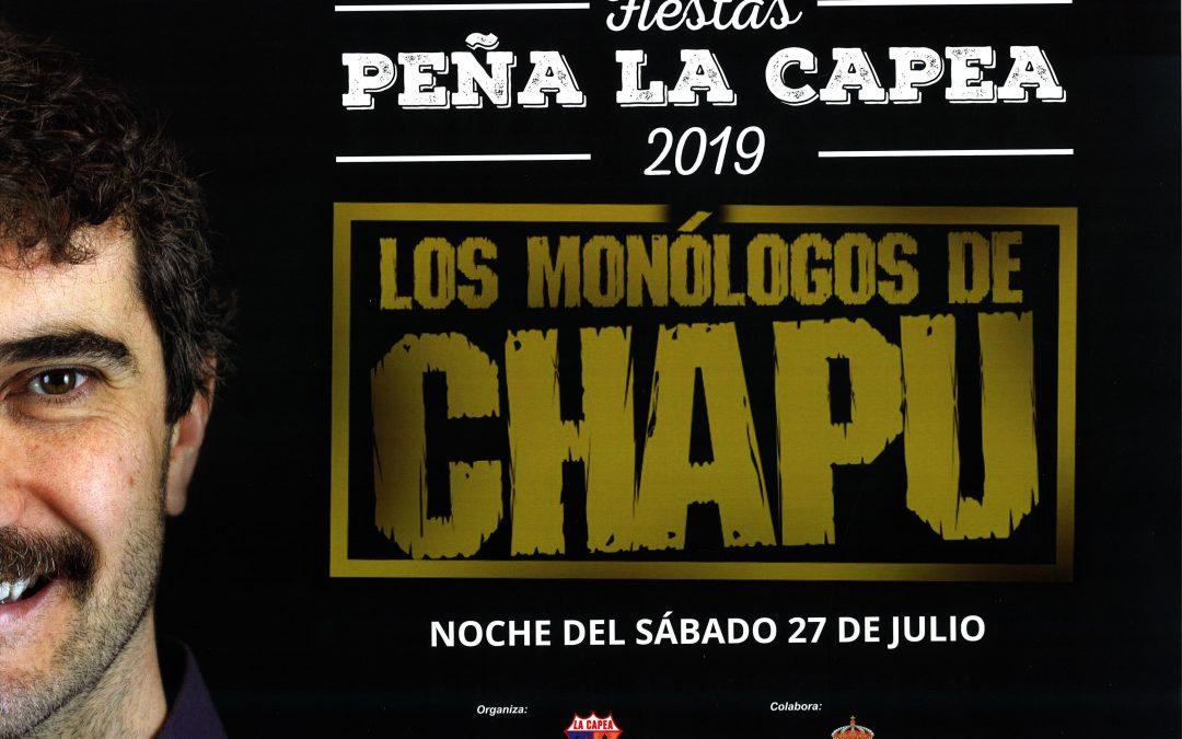 Fiesta Peña La Capea
