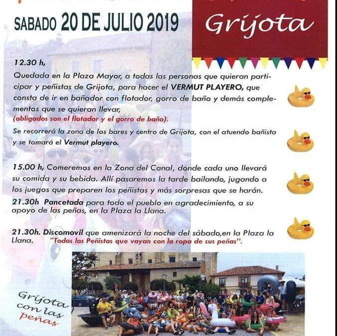 Fiesta Peñas