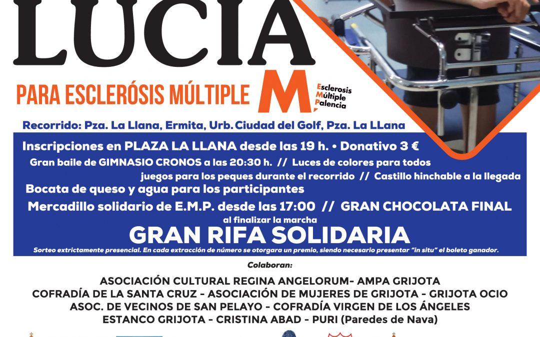 II Marcha Solidaria Lucía (Esclerosis Múltiple)