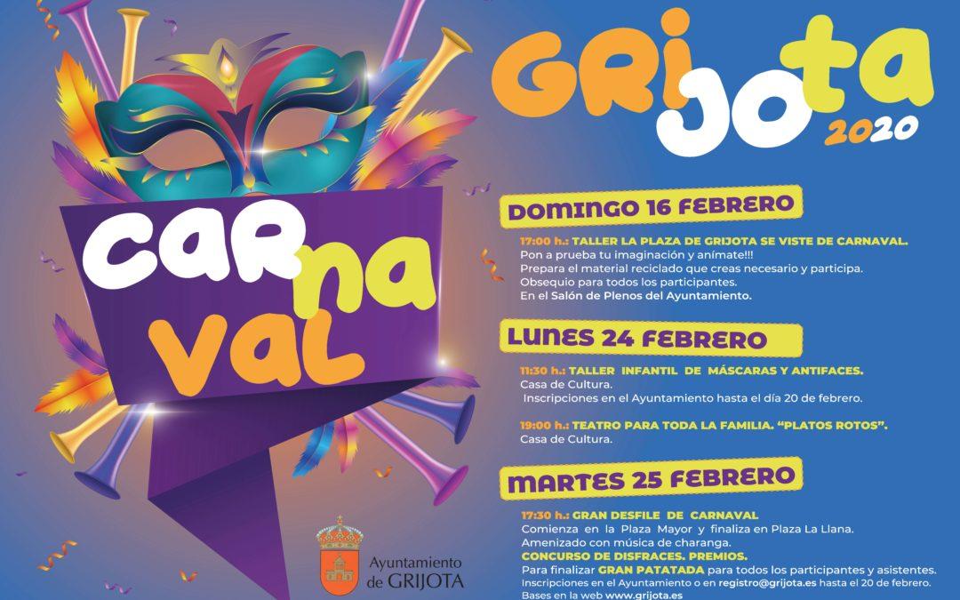 Carnaval Grijota 2020